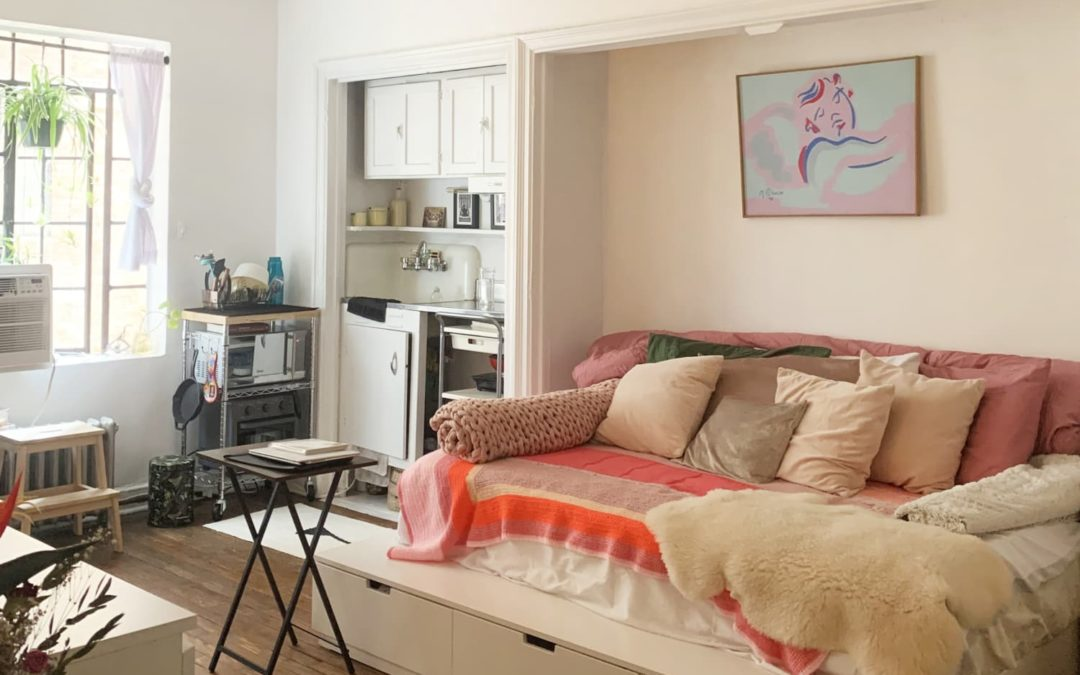 170-Square-Foot Manhattan Studio Is Tiny But Intentional