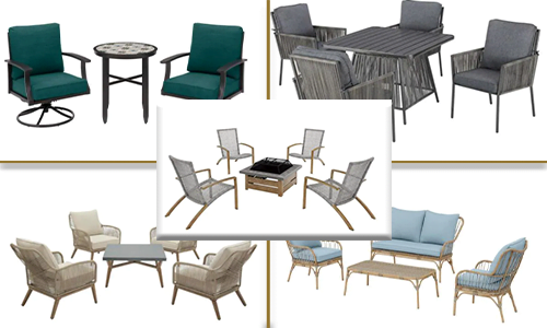 5 Great Deals from the Home Depot Patio Furniture Sale