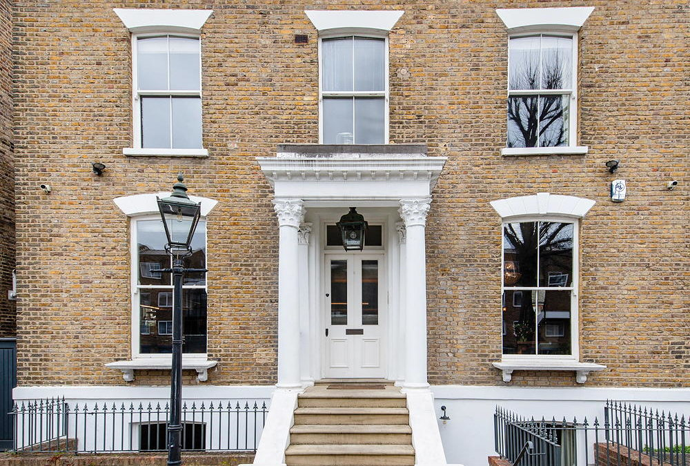 6 reasons to fall in love with the grandeur of this impressive London house