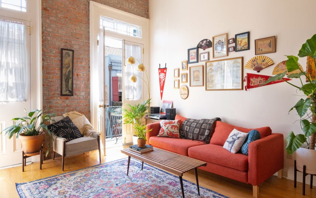 A Family Shares a Kid-Friendly French Quarter Rental Apartment