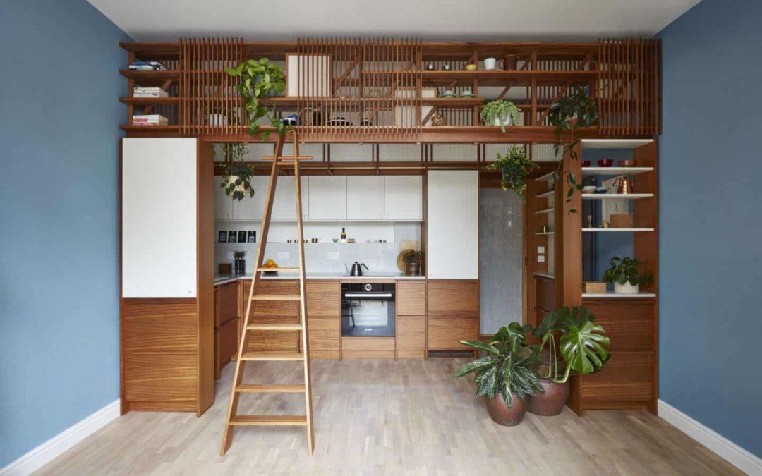 Bespoke Luxury Kitchens Handmade by H. Miller Bros