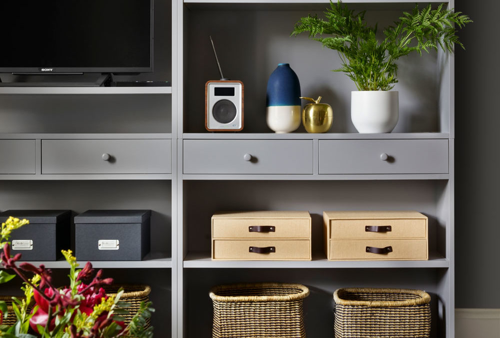 Living room storage ideas – 21 ways to organise sitting rooms of all sizes