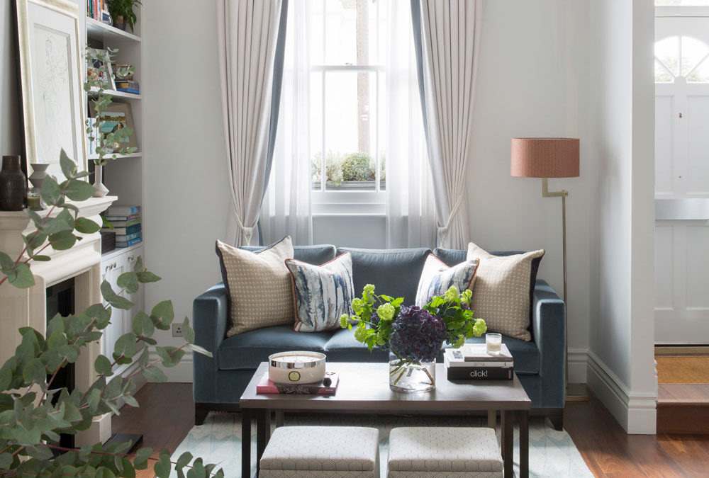 Small living room ideas – how to decorate a compact sitting room, snug or lounge