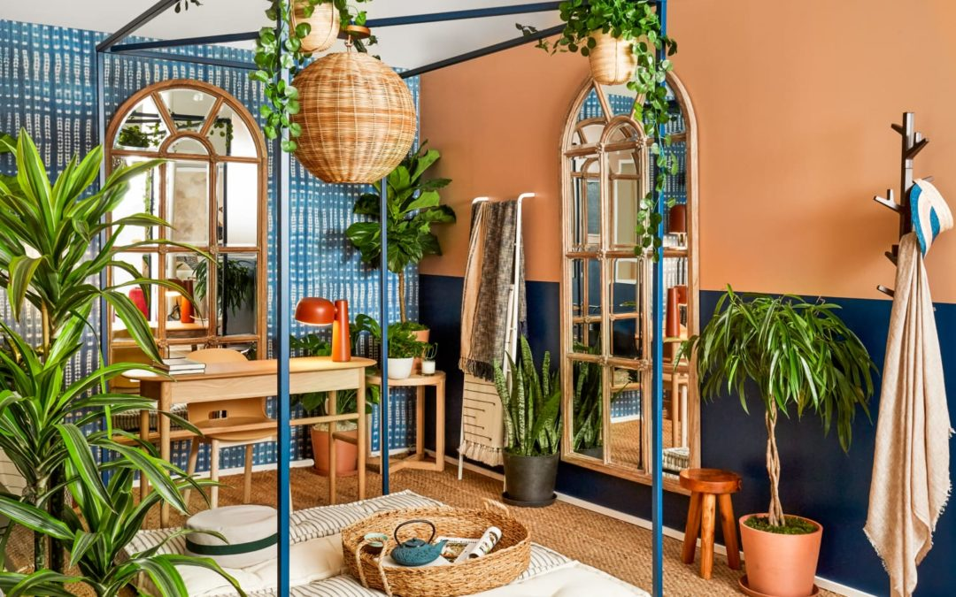 The Best Boho-Chic Decor for Small Spaces