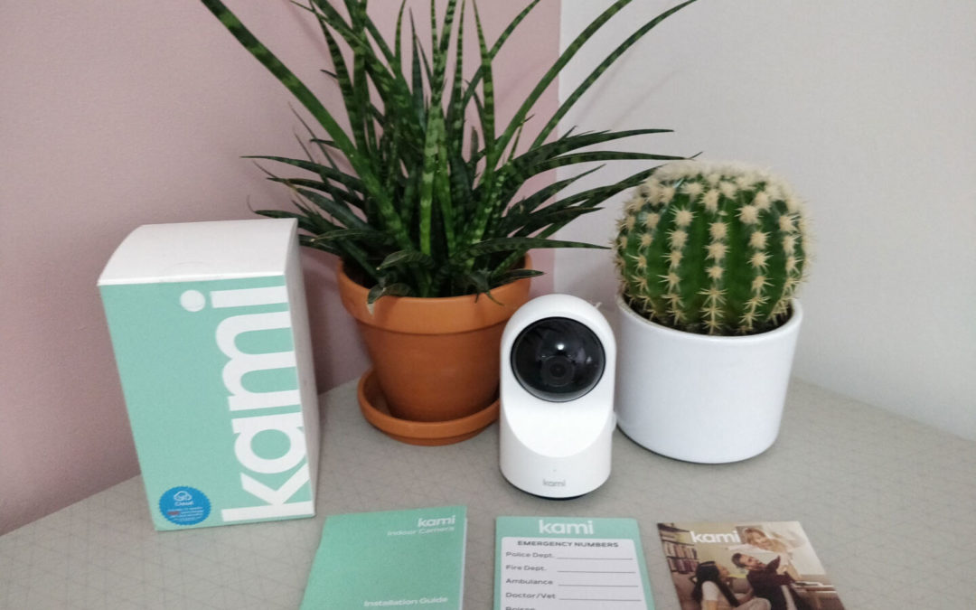 Why You Need the Kami Indoor Home Security Camera