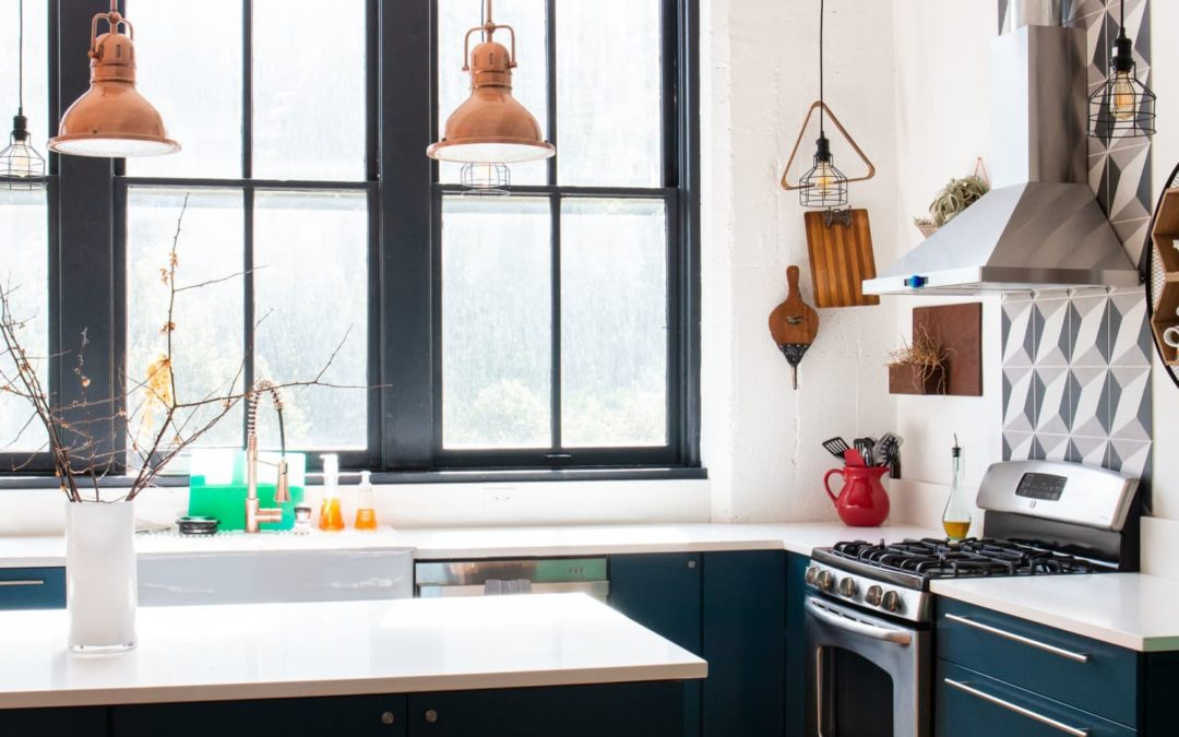 Why You Should Paint Your Window Frames Black, According to HGTV Experts