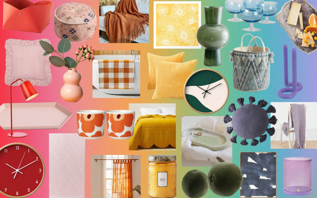 28 Ways to Instantly Add Color (Yes, Every Color) to Your Home
