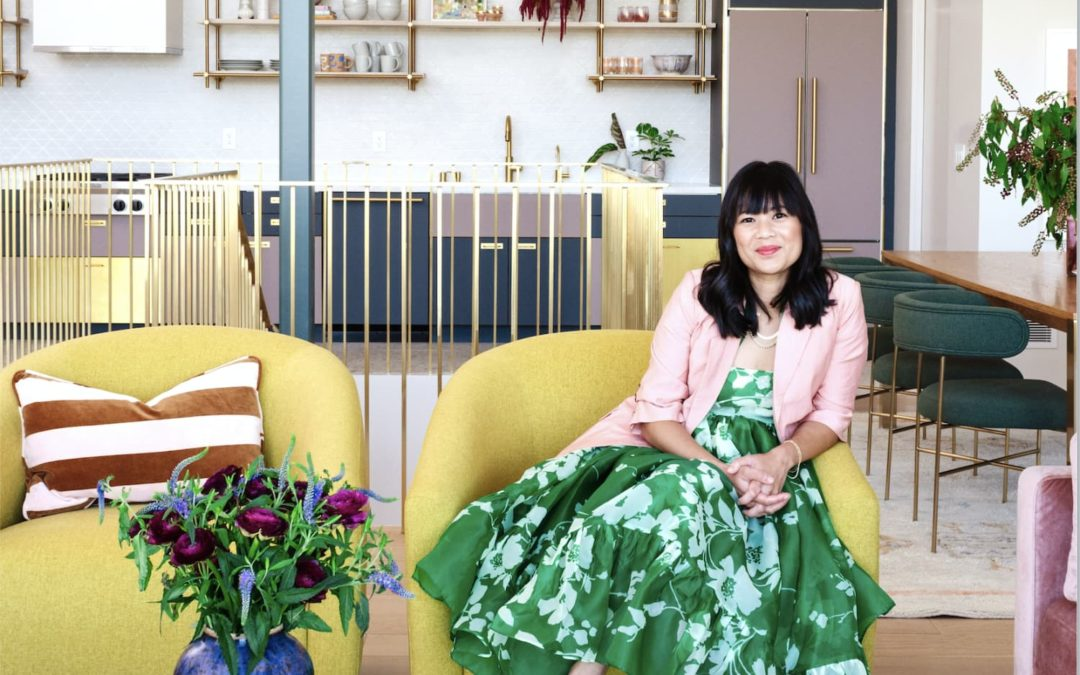 3 Clever Ways to Decorate With Color, According to Joy Cho