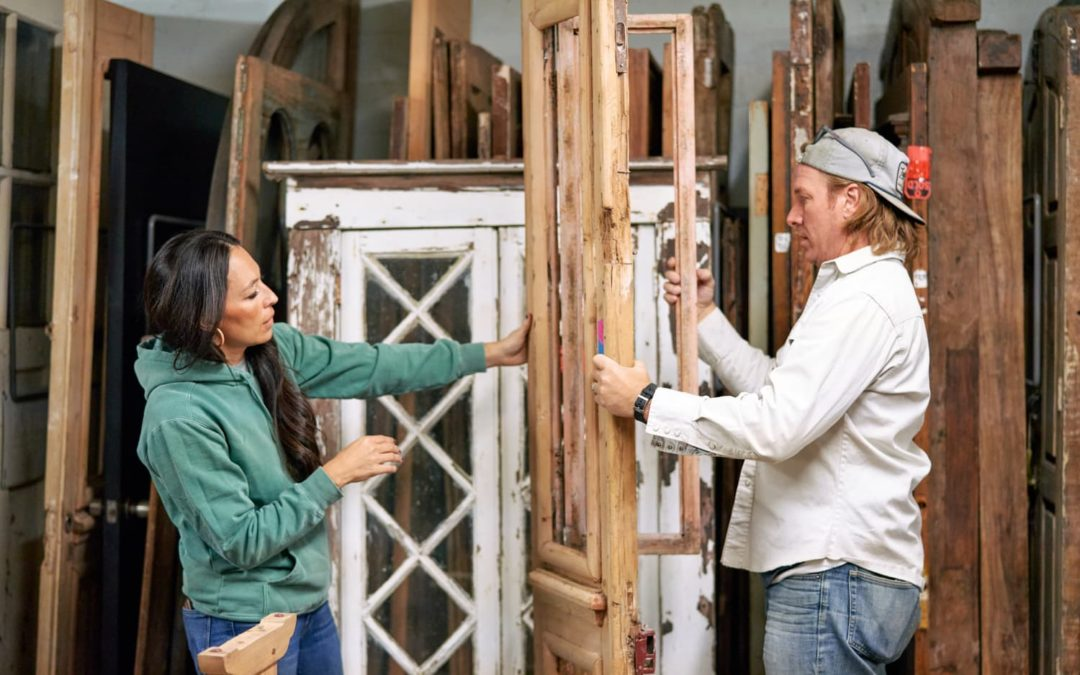 """Chip and Joanna Gaines Revealed What to Expect from the New """"Fixer Upper"""" Episodes"""