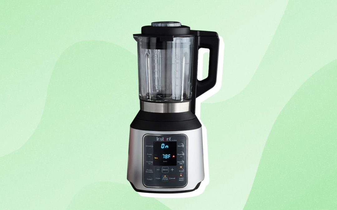 Instant Pot's Ridiculously Impressive Blender Is on Sale for Just $60