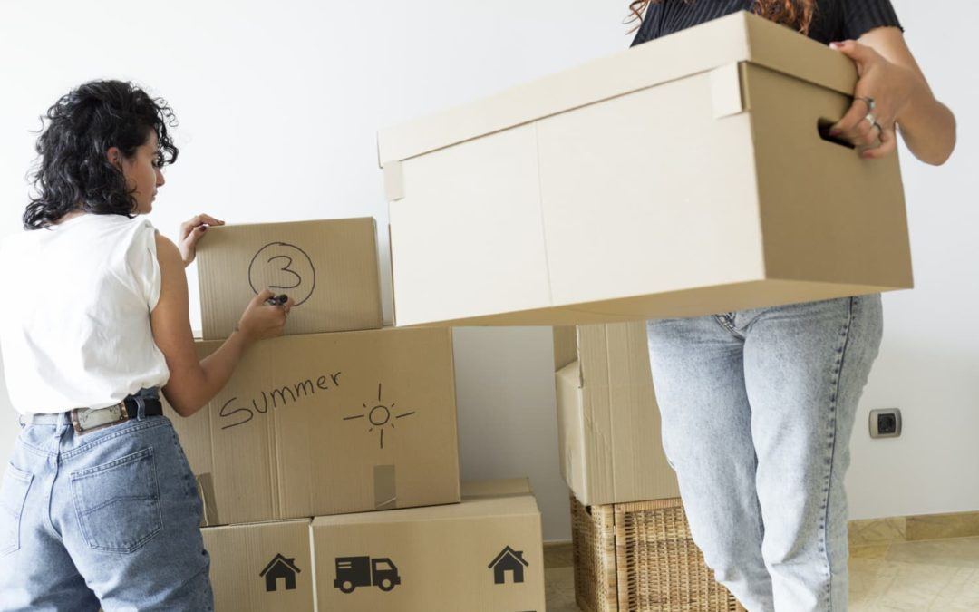 Moving? Here Are 5 of the Best Ways to Unpack, According to an Expert