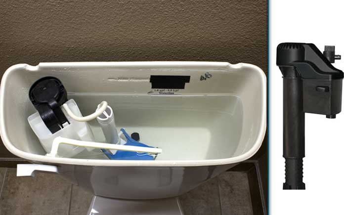 Save Water With Korky's New Toilet Fill Valve