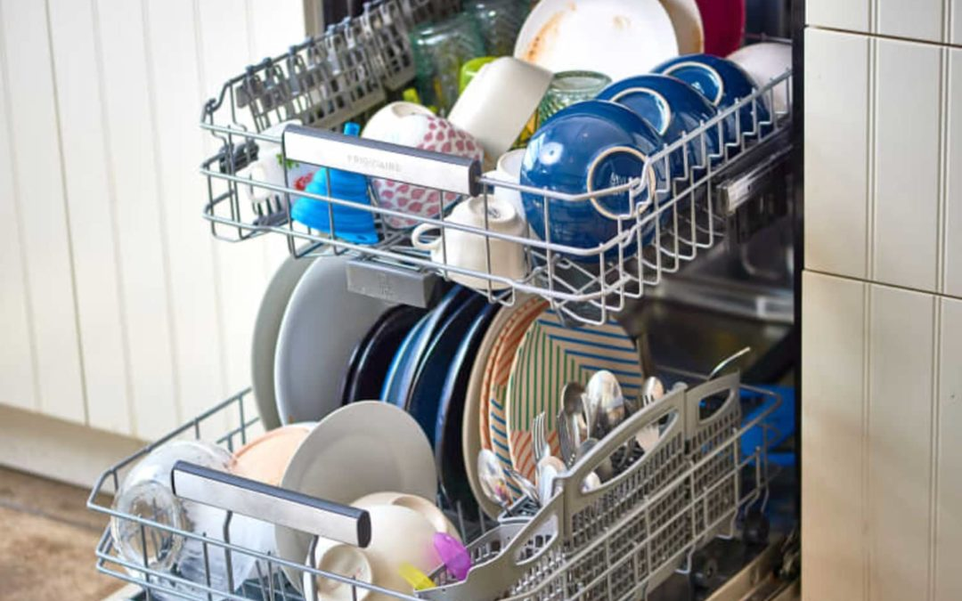 The 5 Best Things to do for Your Dishwasher, According to Appliance Repair Pros