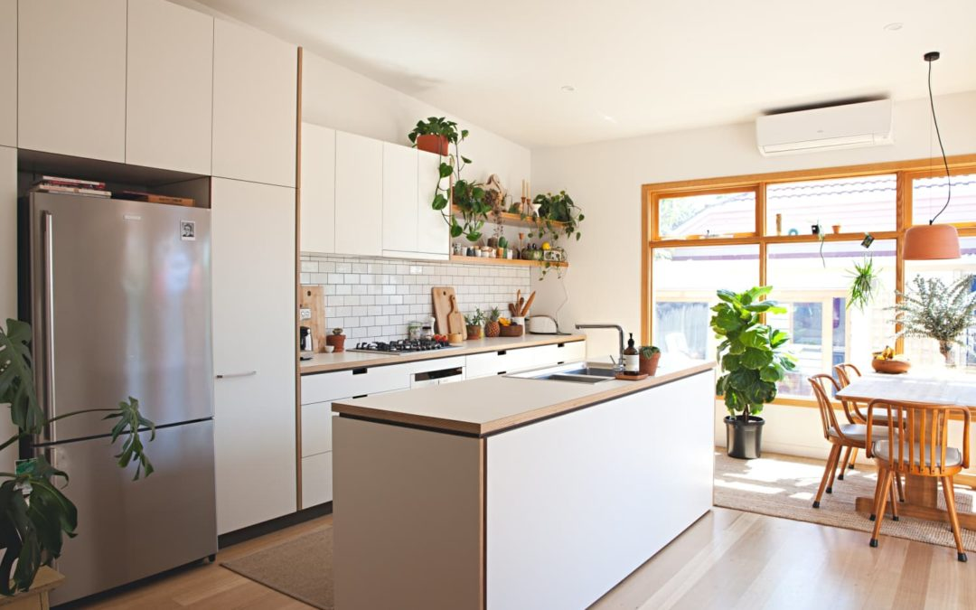 These One-Wall Kitchens Prove That Streamlined Spaces Still Pack a Big Punch