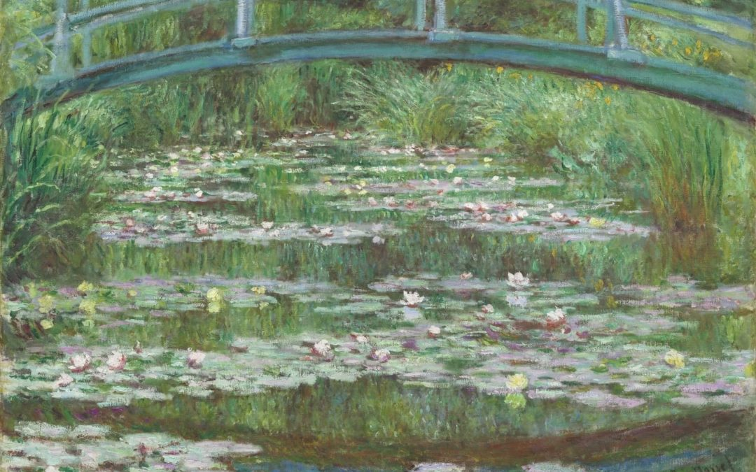 This Monet-Inspired Immersive Exhibit Is Coming To a City Near You