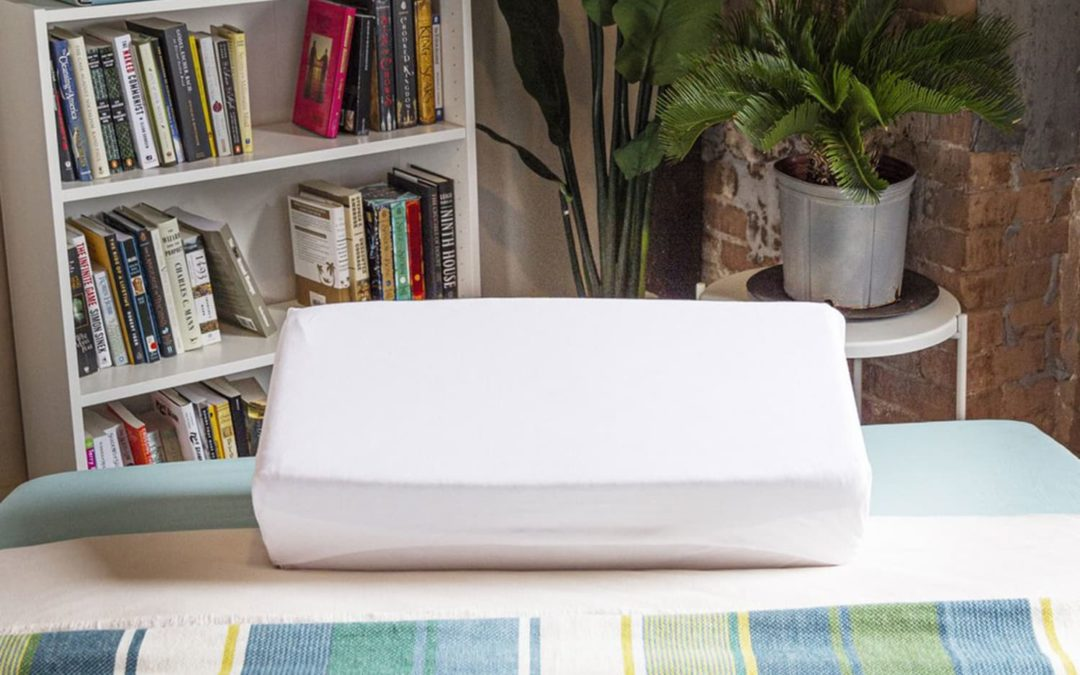 This Oddly Shaped, Editor-Favorite Pillow Just Got a Luxurious Upgrade