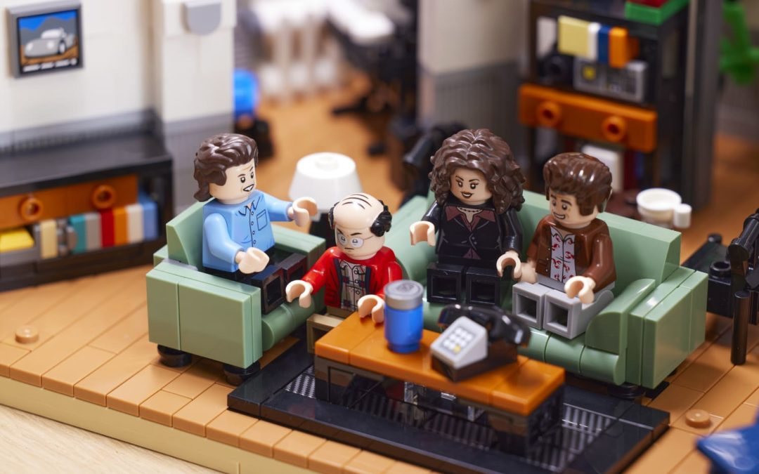 """You Can Build Jerry's Iconic Apartment In """"Seinfeld"""" with This New LEGO Set"""