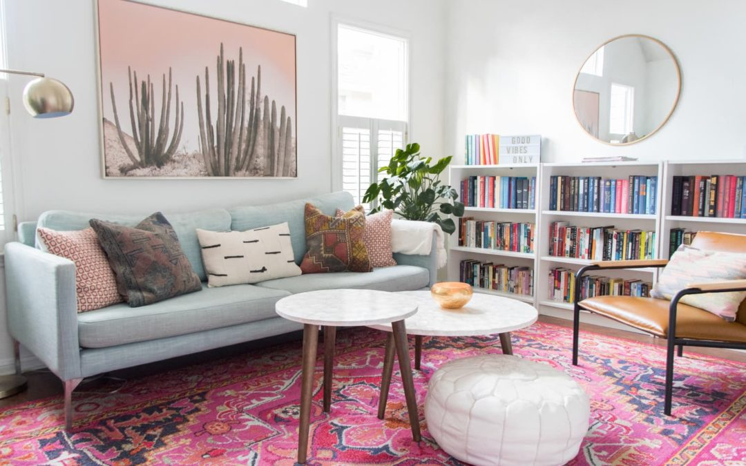 10 Bold and Brilliant Rugs That Will Make a Statement in Your Space