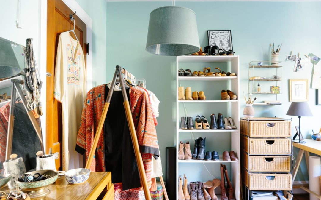 7 Stylish Shoe Racks for Starting the School Year on the Right Foot