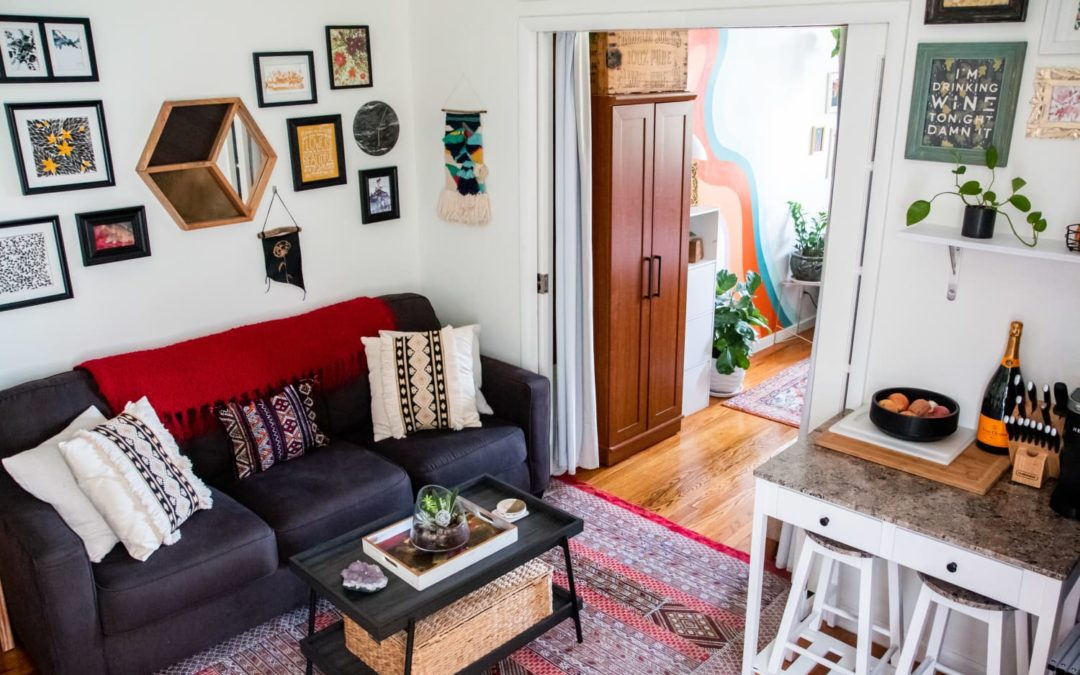 A NYC Apartment Is Small, But This Renter Has Optimized Every Inch