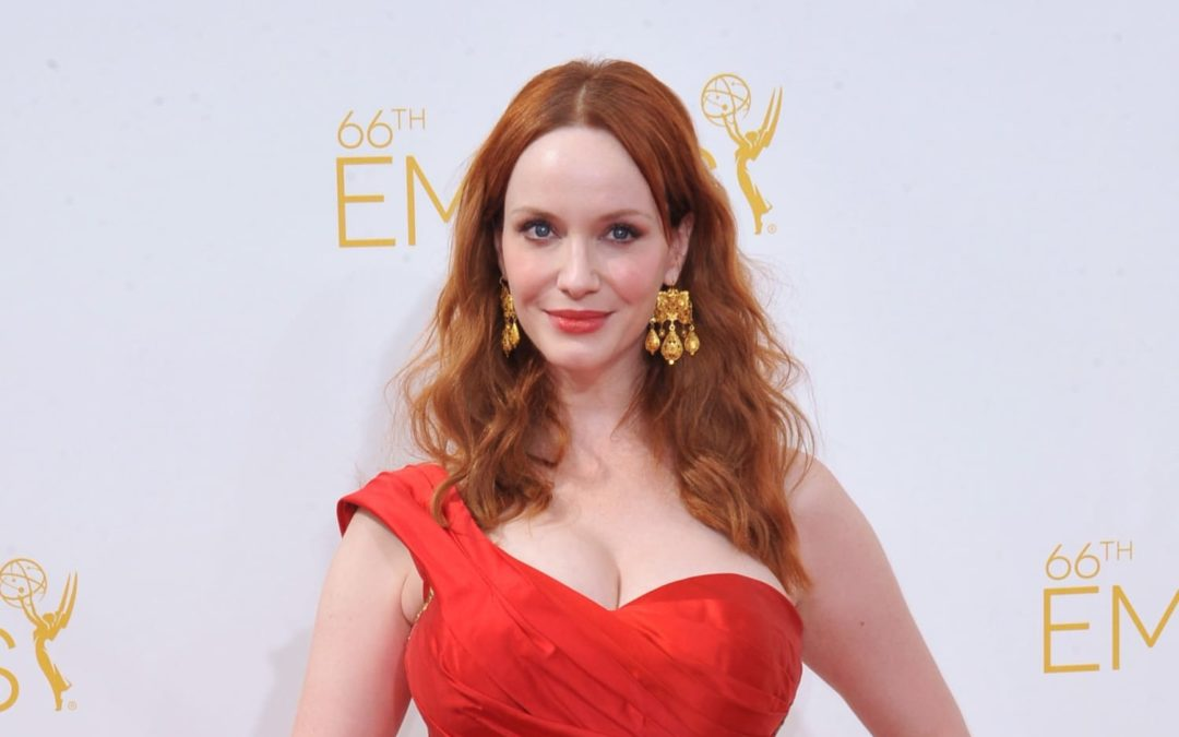 Christina Hendricks' Unfinished Renovation Is the Most Relatable Thing You'll See All Day