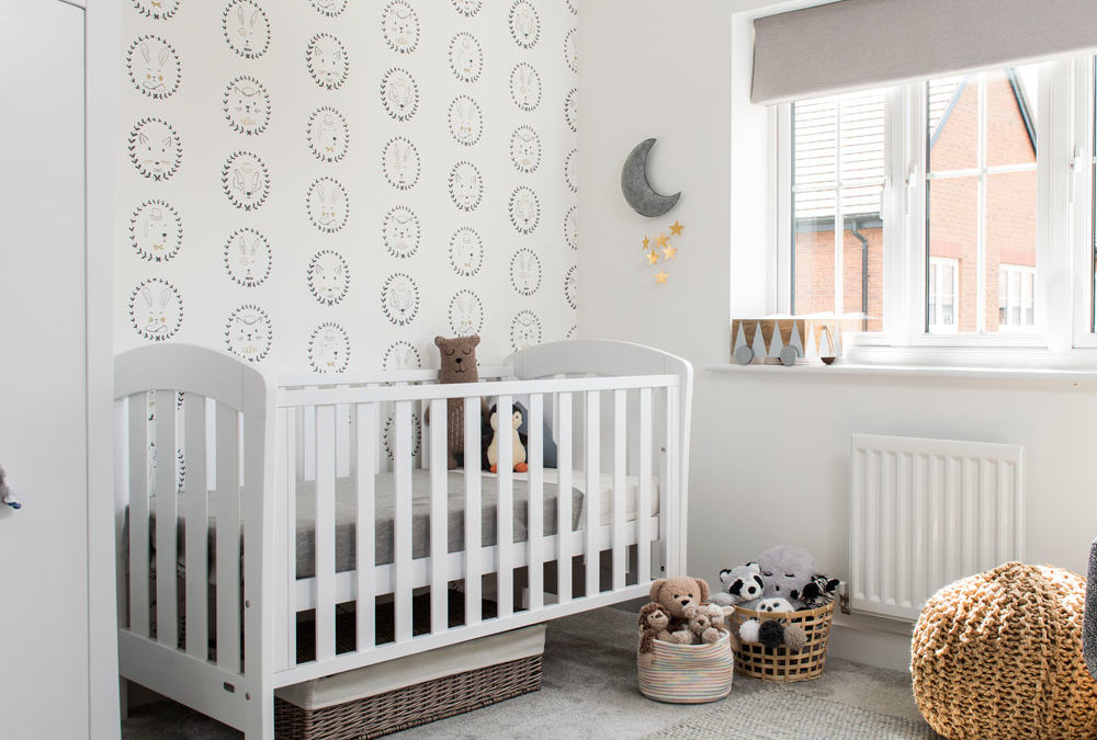 Grey nursery ideas to create a stylish space for any little one