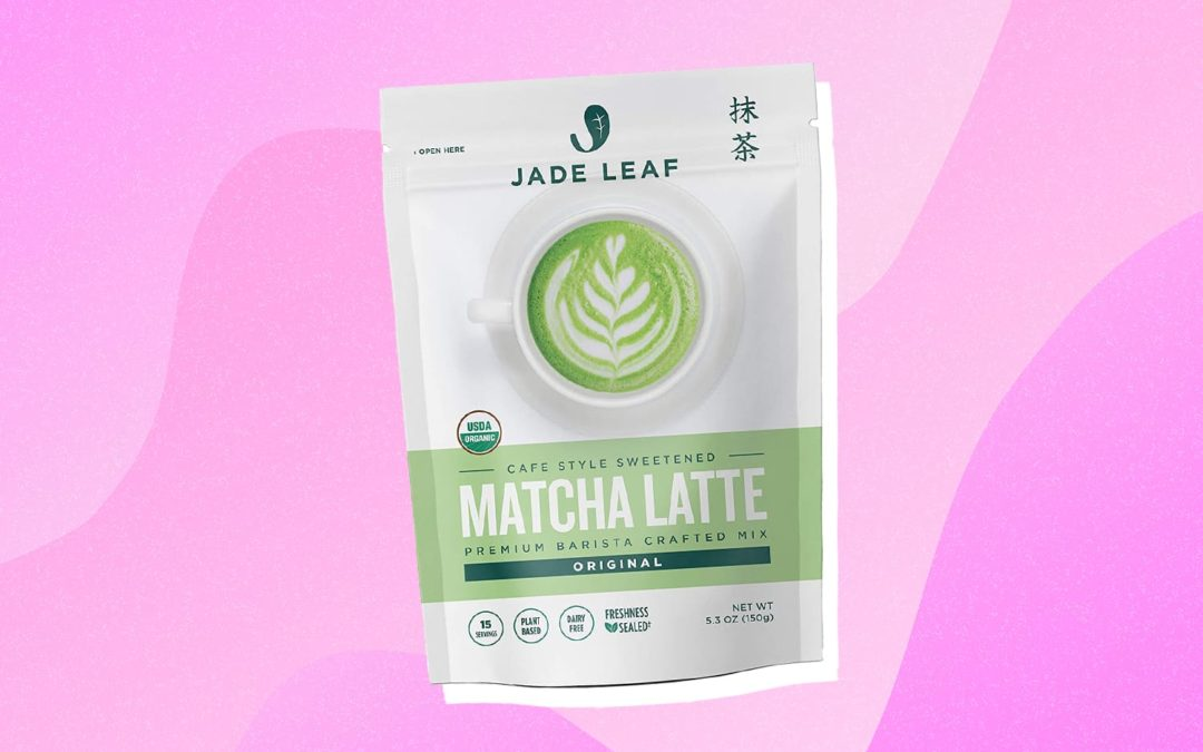 I Ditched My Morning Cup of Coffee for This Matcha Latte Powder and I'm Never Going Back