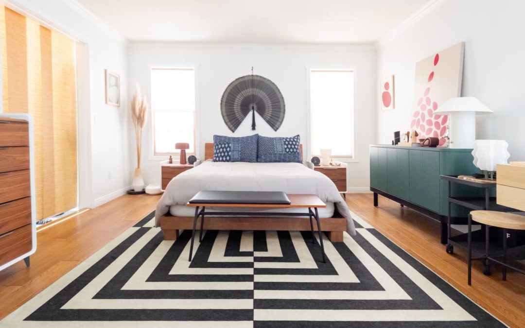 Jonathan Adler and Ruggable Just Collaborated on a Washable Rug Collection That's Dripping with Style