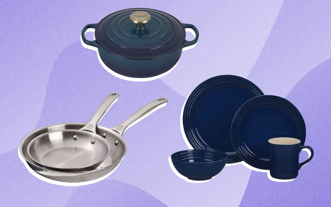 Le Creuset Is Offering Major Labor Day Deals on Their Iconic Cookware and Kitchen Essentials