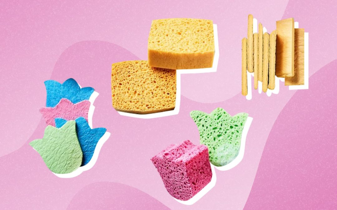 My Mom Is Obsessed with These Game-Changing Pop-Up Sponges — and Now So Am I