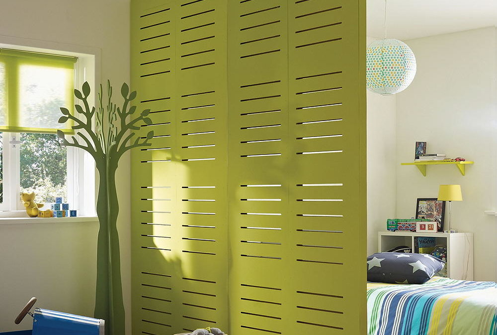 Shared bedroom ideas – how to divide a shared kids room