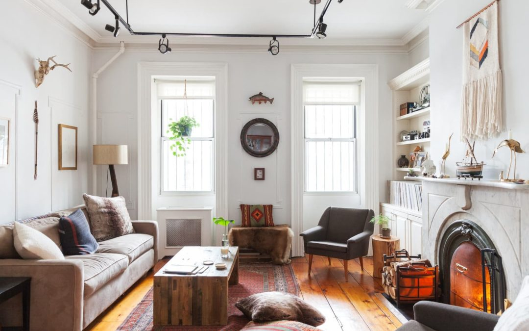 The First Thing You Should Clean When You're Cleaning the Living Room