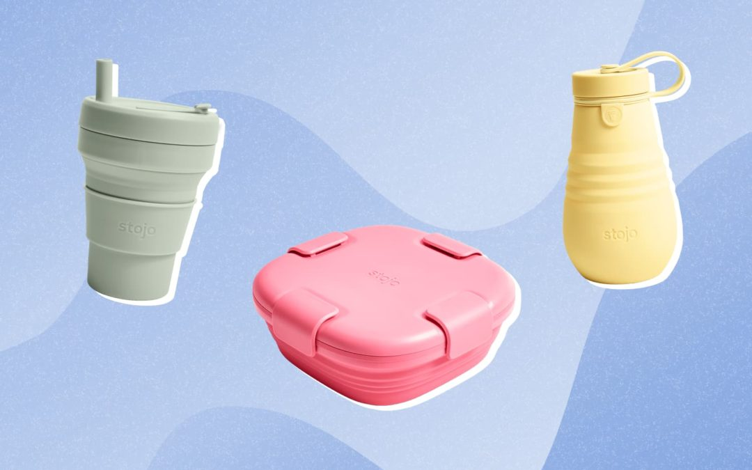These Editor-Favorite Collapsible Containers Now Come in a Cute Kids' Version — Just in Time for Back to School