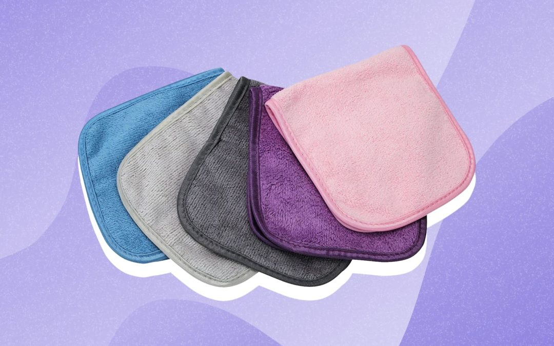 These Microfiber Cloths Remove Makeup Better Than Wipes and Save Me so Much Money