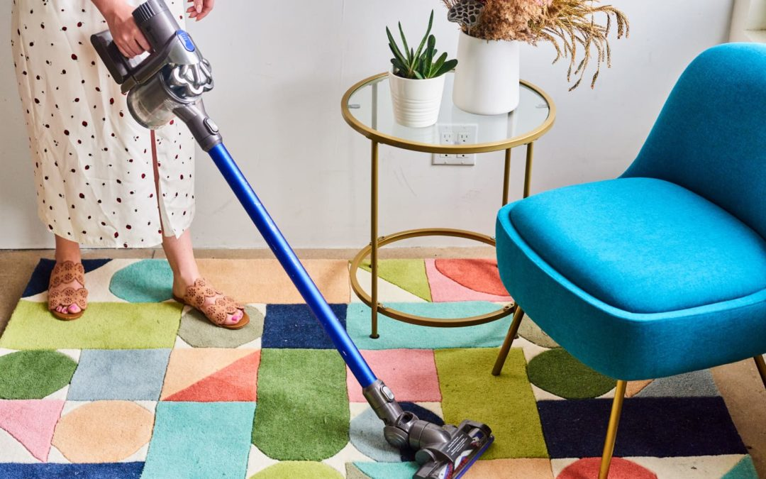 This Dyson Vacuum Actually Makes Me Excited to Clean My Floors — And It's on Major Sale Right Now