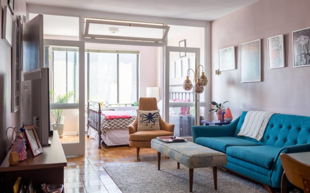 Wayfair Is Having a Big Sale on Seating Solutions That Are Perfect for Small Spaces