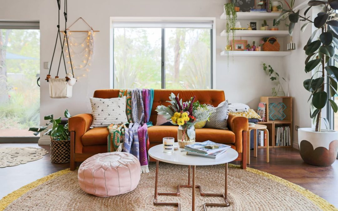 10 Sofas That Will Help You Achieve the Boho Living Room of Your Dreams