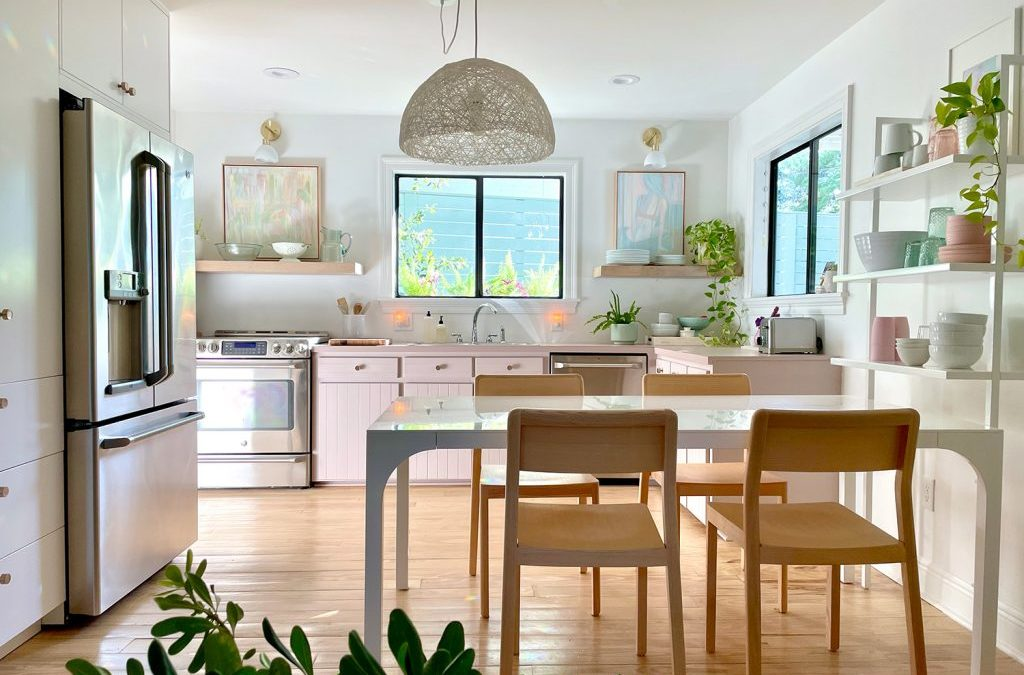 9 Kitchen Updates That Help Us Make The Most Of Our Small Kitchen