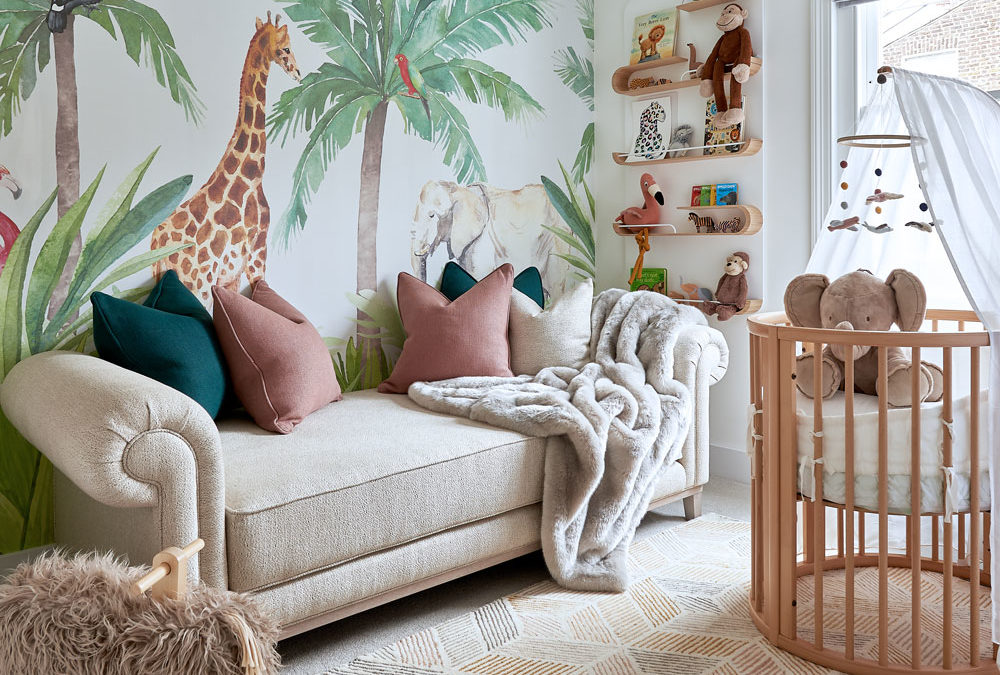 Baby boy nursery ideas – decorating inspiration to delight little ones