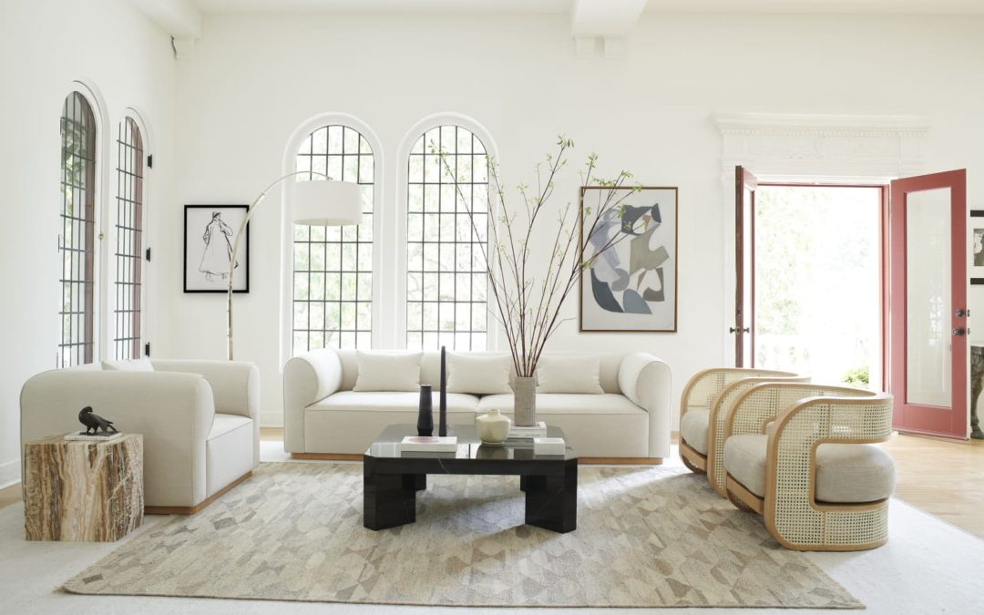 Celeb Designer Brigette Romanek Launched a Furniture Collection with MG+BW
