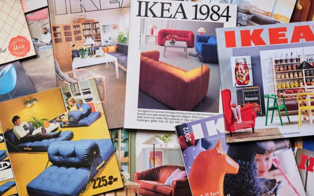 IKEA's Digital Museum Lets You Browse Its Catalogs and Designs Going Back to the 1950s