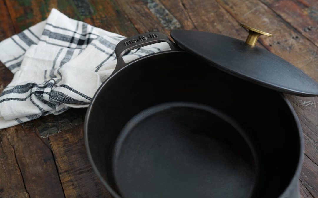 Made In Just Launched Two New Cast Iron Pieces — and They're Definitely Going to Sell Out
