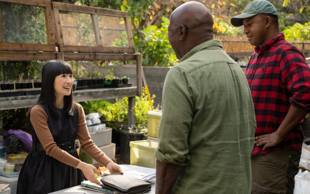 """Marie Kondo Got a Lesson in Gardening During """"Sparking Joy"""" — Here's What She Learned"""