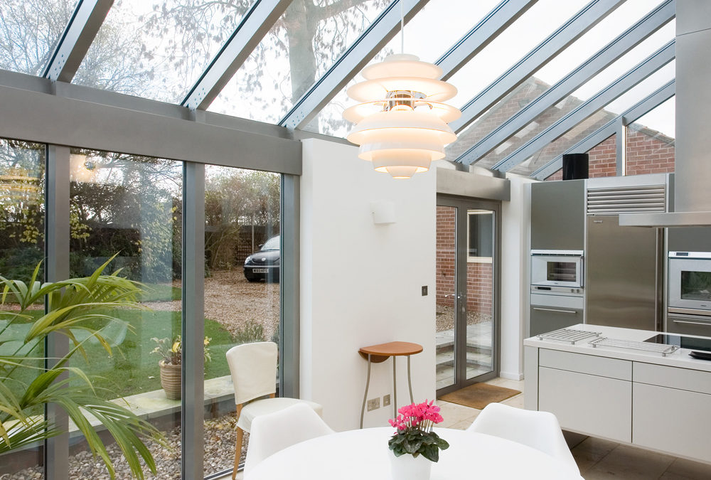 Modern conservatory ideas: decor and design to inspire contemporary glass extensions