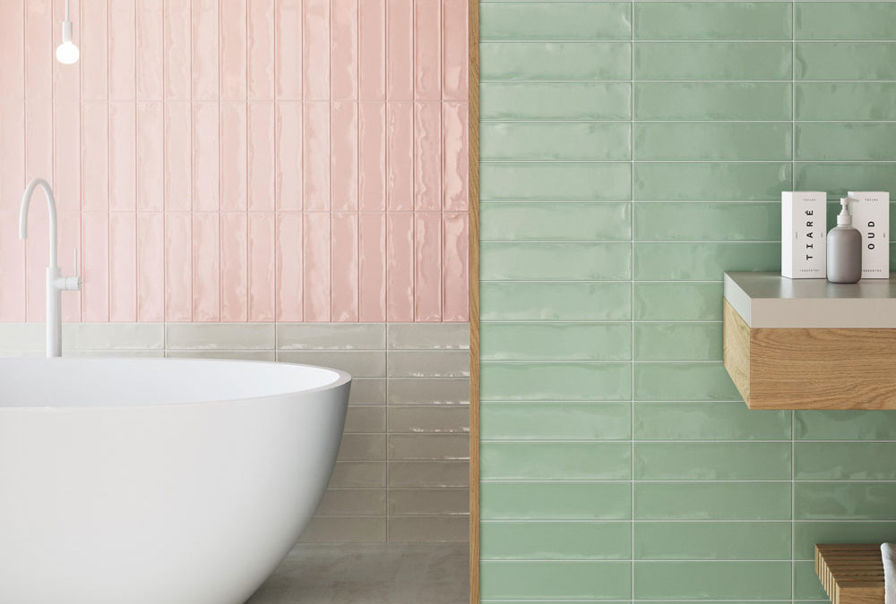 Pink bathroom ideas:on-trend schemes in soft blush, bold magenta and coral