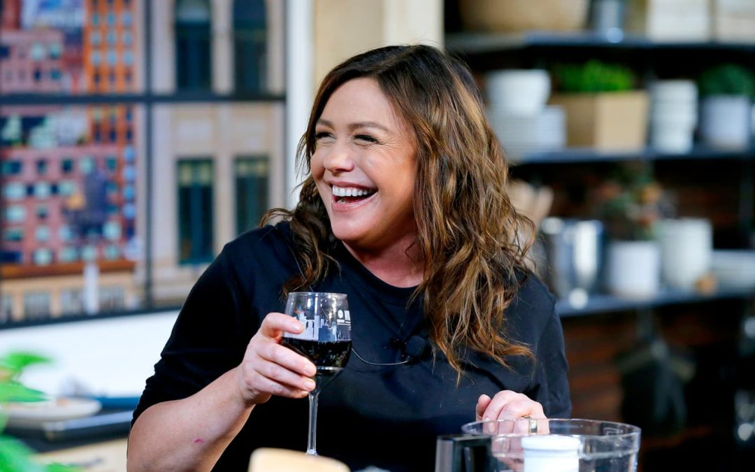 """Rachael Ray's Home Office Is an Eclectic Mix of Comfort and """"Hope"""""""