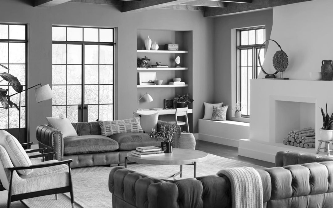 Sherwin-Williams' 2022 Color of the Year Delivers a Cozy, Restorative Feel