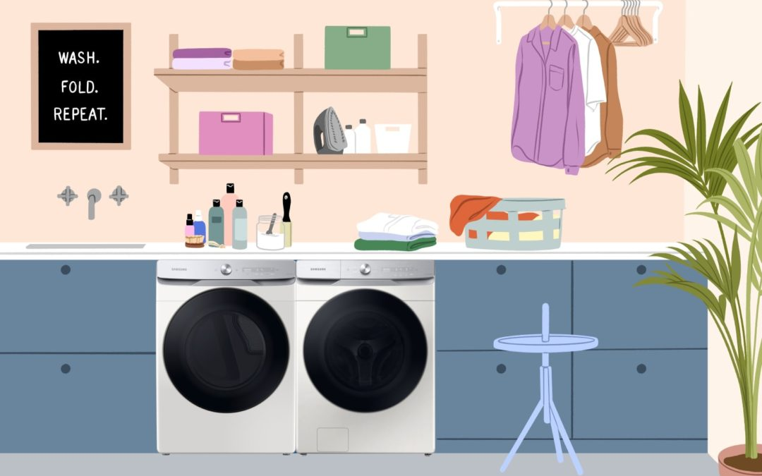 SPONSORED POST: 5 Quick and Easy Laundry Tips That Will Make Wash Day Less of a Chore