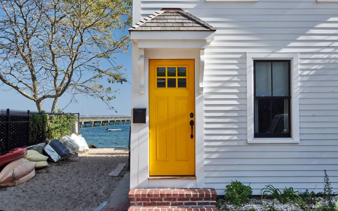 The Easy Curb Appeal Project with — Wait for It — a 484 Percent ROI