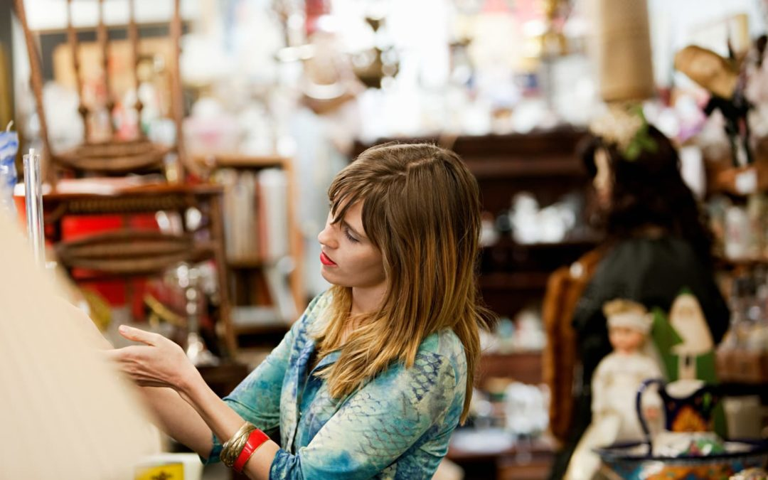 These Are the Best Cities For Thrift Shopping in the U.S.
